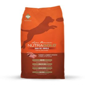 Nutra Nuggets Grain Free Turkey And Sweet Potato