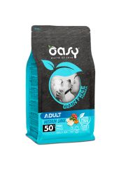Oasy Grain Free Adult Medium Or Large Fish