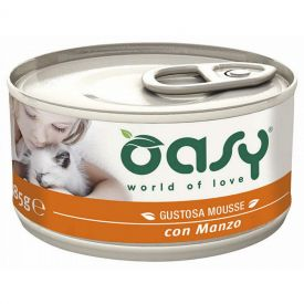 Oasy Mousse With Beef