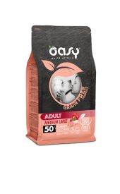 Oasy Grain Free Adult Medium Or Large Turkey