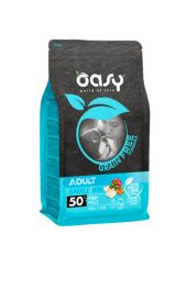 Oasy Grain Free Adult Small Or Mini Fish