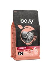 Oasy Grain Free Puppy Medium Or Large Turkey