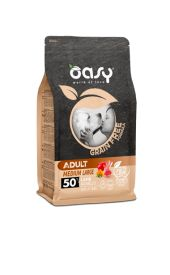 Oasy Grain Free Adult Medium Or Large Lamb