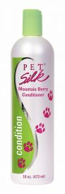 Pet Silk Mountain Berry Conditioner 16 Oz