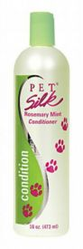 Pet Silk Pet Silk Rosemary Mint Conditioner 16 Oz