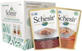 Schesir Cardboard Home And Multi Pack Offer 9 Plus 3 Free