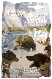 Taste Of The Wild Pacific Stream Canine With Smoked Salmon Dog Food