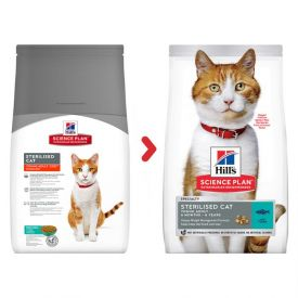 Hill's Science Plan Sterilised Cat Young Adult Cat Food With Tuna