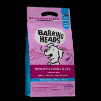 Barking Heads Doggylicious Duck For Adult Small Breeds
