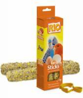 Rio Sticks With Eggs And Oyster Shells 80gr
